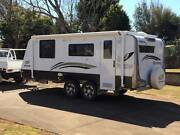 Jayco Sterling Outback Caravan Atherton Tablelands Preview