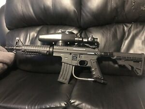 Paintball Gun Tippmann Bravo One Elite