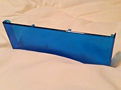 Code 3 Pse Blue Upper Level Strobe Filter For Front Rear - Feb. 2002 T09433