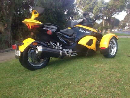 Need to sell ASAP Can-am 2008 SPYDER RS SM5 Altona Meadows Hobsons Bay Area Preview