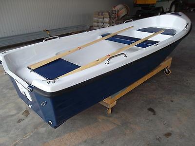 Ruderboot,Motorboot, Angelboot- FR 4,10 m- Neu