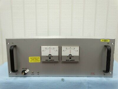 Unholtz-dickie Corp. Preamp 1150