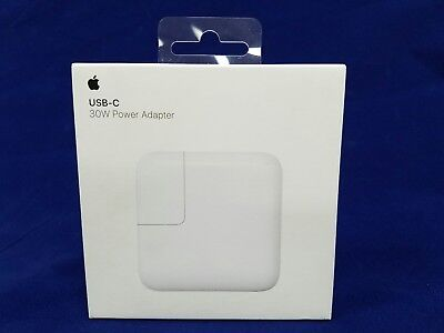 Apple USB-C 30W iPad iPhone Power Mac Adapter Charger MR2A2LL/A OEM Genuine New
