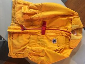 Woman Boating Floater Jacket and Pants by Mustang