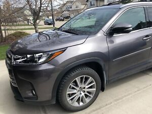 LEASE TAKEOVER 2019 HIGHLANDER XLE V6