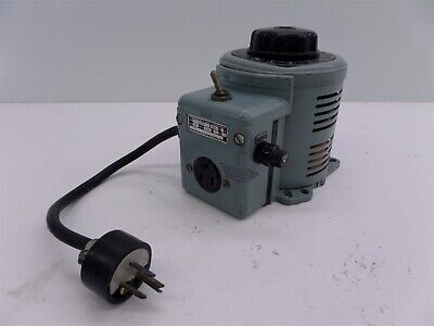 The Superior Electric Company 3pn116b Powerstat Variable Autotransformer