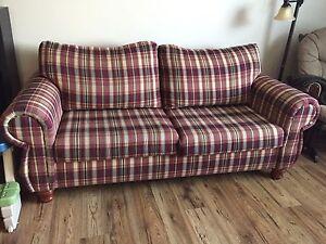 Sofa et chaise