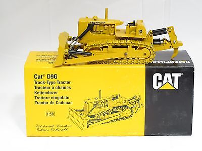 """Caterpillar D9G Dozer - 1/50 - Conrad #2874 - """"LIMITED EDITION"""" - Metal Tracks for sale  Shipping to Canada"""