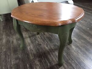 Detailed Side Table