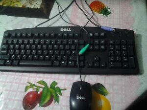 DELL keyboard nd mouse