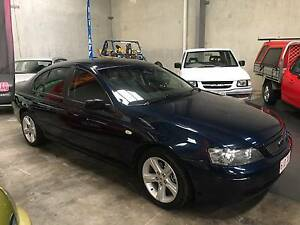 FORD FALCON  FUTURA  MY06 SEDAN FAST FINANCE OR RENT TO OWN Arundel Gold Coast City Preview