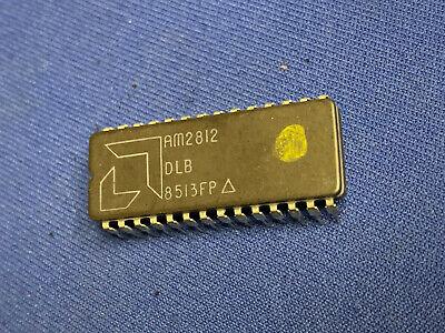 Qty-1 Am2812dlb Amd Am2812 28-pin Cerdip Vintage 1985 Last One