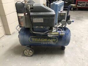 Trade air compressor