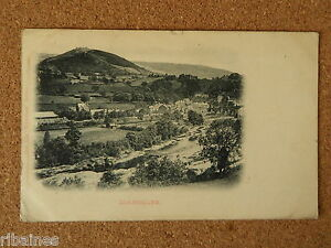 Vintage-Postcard-Llangollen-The-Wyhdham-Series-1904
