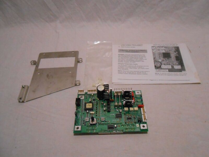 HOBART HANDLER 135  CONTROL BOARD 195886  KIT WITH RESET INSTRUCTIONS