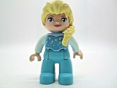 Lego Duplo Disney Elsa Frozen Minifig Figure