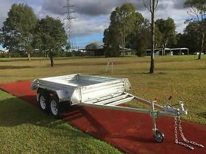 1/2 Year Sale! GAL TANDEM 8X5 DUAL AXLE BRAKE TRAILER - TRADIE Caloundra Caloundra Area Preview