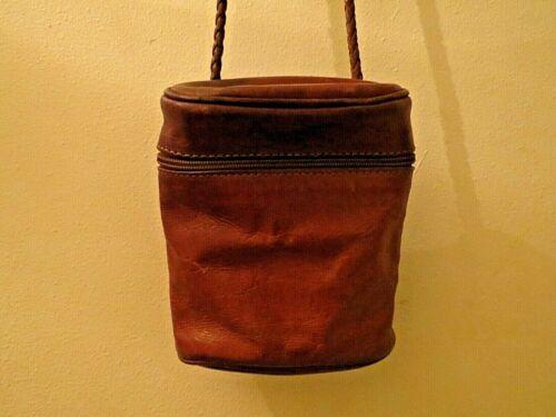 Old Vintage Binoculars Leather Case.