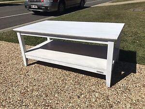 coffee table white in sunshine coast region, qld   coffee tables
