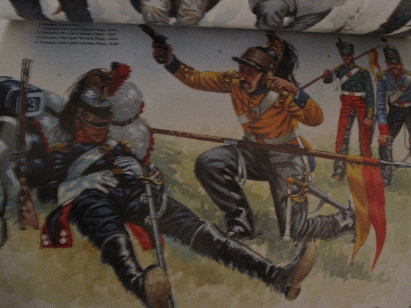 Armies of the First Carlist War 1833