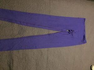 Lululemon - purple leggings size 2