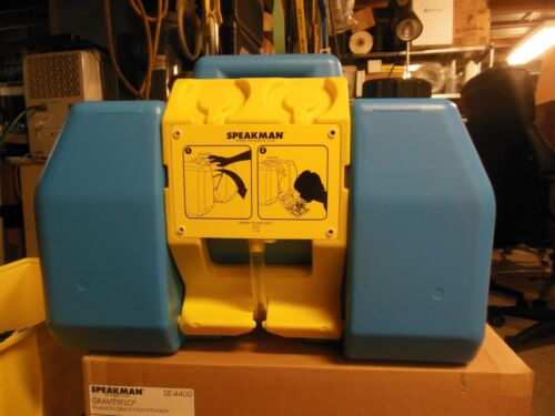 Speakman SE-4400  9 gallon eyewash station