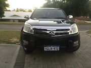 SUV 4WD X240 Great Wall 2011 Dianella Stirling Area Preview