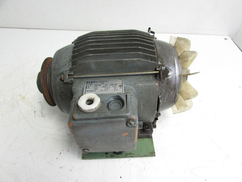 AEG AM80KY4 MOTOR 220/380V 2.85/1.65A 50HZ ***XLNT***