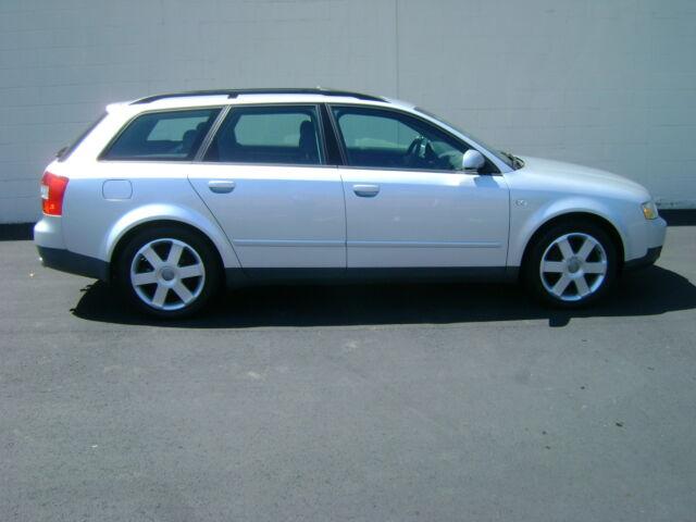 Imagen 1 de Audi A4  silver