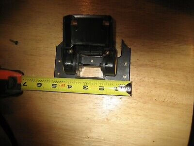 """HUMMINBIRD /""""OLD STYLE/"""" WIDE CABLE MANAGEMENT CONNECTOR W//BRASS HUMMINGBIRD NEW"""