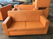 2 seater and single arm chairs Chester Hill Bankstown Area Preview