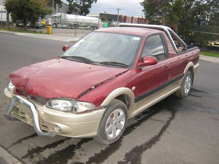 proton jumbuck glsi ute , stat write off only good for farm use Williamstown North Hobsons Bay Area Preview