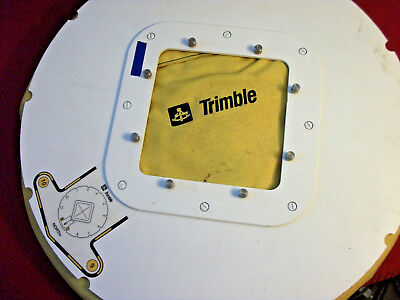 Trimble Gps Geodetic L1l2 Antenna Soft Bag Ground Plan Geo Xt Xh R8 R6 5700 4700