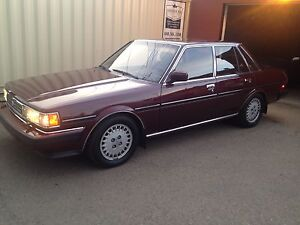 1987 TOYOTA CRESSIDA LIMITED, only 58,000 original kms