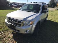 2009 FORD ESCAPE XLT - ONLY $6995.00 CERTIFIED London Ontario Preview