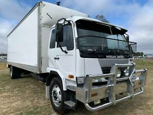 2007 UD PKA265 4x2 Pantech/Furniture Truck. 265 HP. 14 Palet Inverell Inverell Area Preview