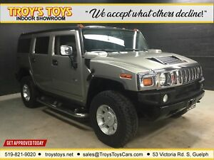 2003 Hummer H2 | Leather | Heated & Power Everything