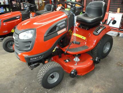 Craftsman Ride-on Mower Moonah Glenorchy Area Preview
