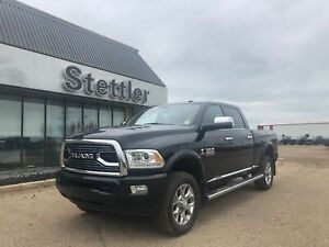 2017 Ram 2500 LIMITED DIESEL! RAM BOXES! NEW TIRES! LEATHER!
