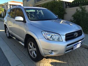 2006 Toyota RAV4 Cruiser L (Top Packaging) Como South Perth Area Preview