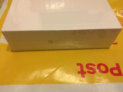 IPHONE 6 PLUS 64GB SILVER SEALED Enfield Port Adelaide Area Preview