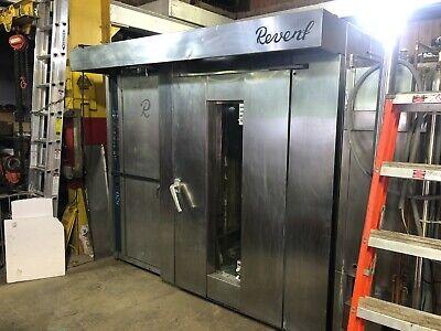Revent 620 Gas Double Rack Bakery Oven