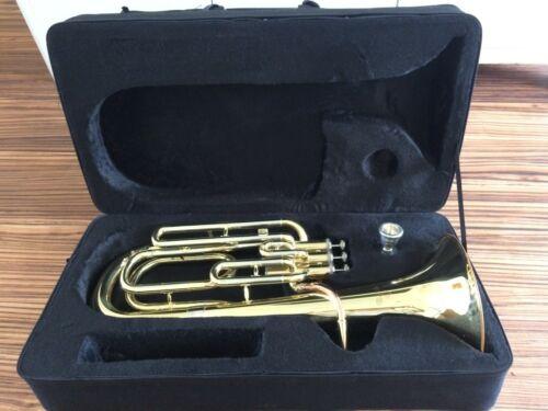 John Packer JP173 baritone horn and case
