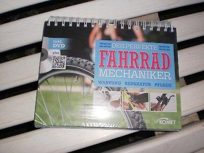 Der  Perfekte  FAHRRAD  Mechaniker  !!!  NEU  !!!  OVP  !!!!