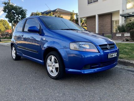 2006 Holden Barina TK 4 Speed Automatic Hatchback 5months Rego Low Kms Liverpool Liverpool Area Preview