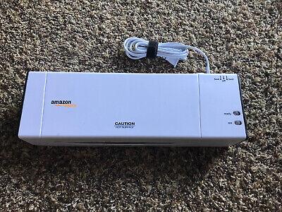 Amazon Basics Thermal Laminator 120 Vac 2.0 Amp 60hz