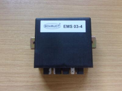 HYMER MOTORHOME CARAVAN SCHAUDT STEP RELAY EMS03 (replaces EMS01 & 02)