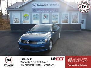 2016 Volkswagen Jetta 1.4 TSI Trendline+ CAMERA! HEATED SEATS...