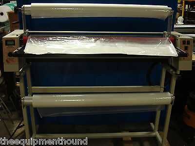 Professional Laminating Systems Pl-244wf 44 Commercial Wide Format Laminator