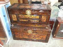 3 CAMPHOR LAURAL CHESTS /CABINETS -$50 -$100 AND $130 Murrumba Downs Pine Rivers Area Preview